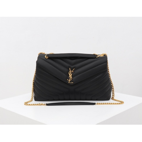 Yves Saint Laurent YSL AAA Quality Shoulder Bags For Women #828586