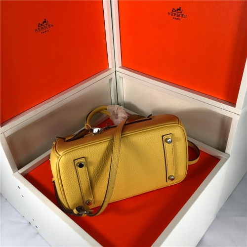 Replica Hermes AAA Quality Handbags For Women #828603 $126.00 USD for Wholesale