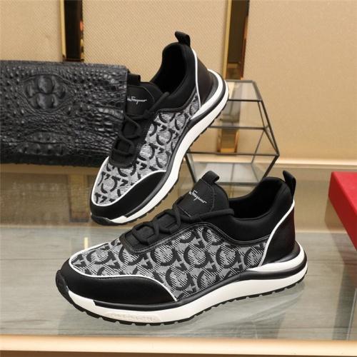 Ferragamo Salvatore FS Casual Shoes For Men #828634