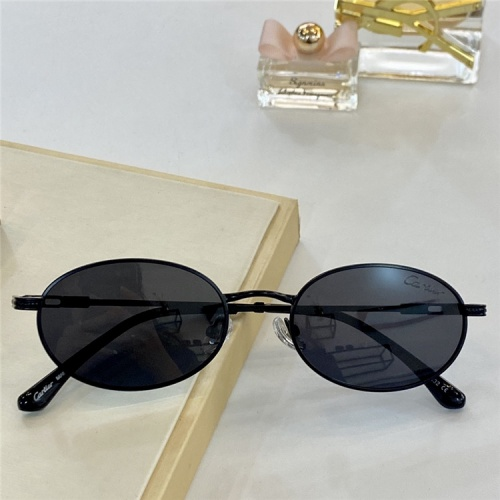 Cartier AAA Quality Sunglasses #828674