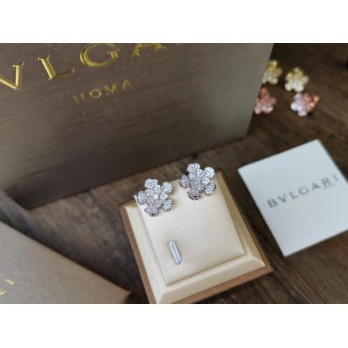 Bvlgari Earrings #828847 $29.00, Wholesale Replica Bvlgari Earrings