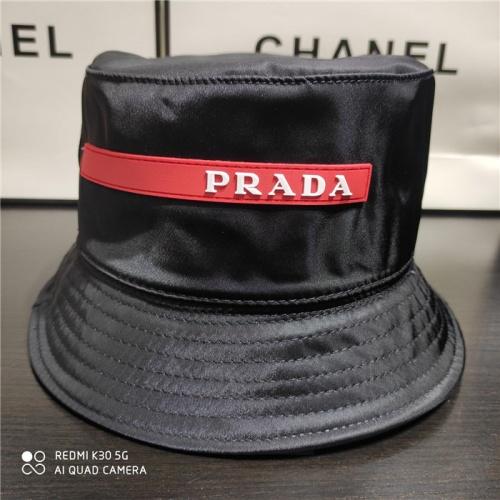 Prada Caps #828855 $38.00 USD, Wholesale Replica Prada Caps