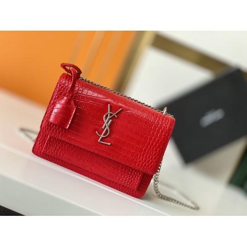 Yves Saint Laurent YSL AAA Messenger Bags For Women #828881