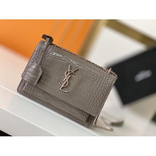 Yves Saint Laurent YSL AAA Messenger Bags For Women #828882