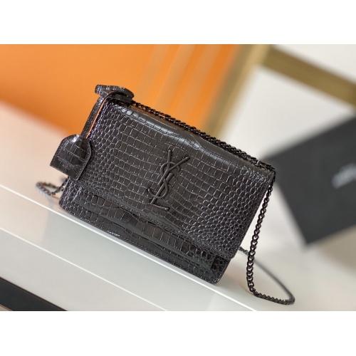 Yves Saint Laurent YSL AAA Messenger Bags For Women #828885