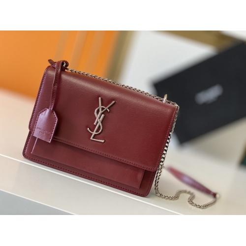 Yves Saint Laurent YSL AAA Messenger Bags For Women #828888