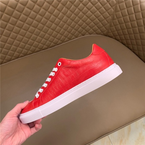 Replica Philipp Plein PP Casual Shoes For Men #828895 $80.00 USD for Wholesale