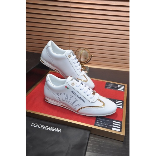 Dolce & Gabbana D&G Casual Shoes For Men #828898