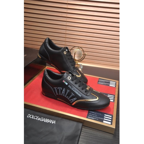 Dolce & Gabbana D&G Casual Shoes For Men #828899