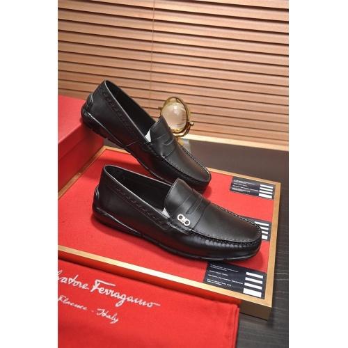 Ferragamo Salvatore FS Casual Shoes For Men #828904