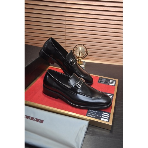Prada Leather Shoes For Men #828931
