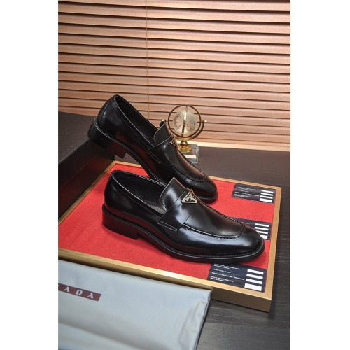 Prada Leather Shoes For Men #828932