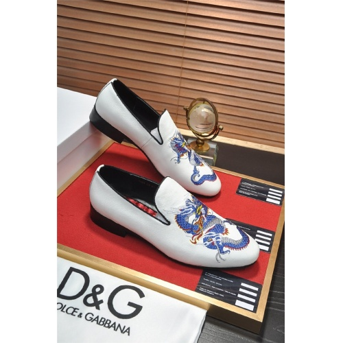 Dolce & Gabbana D&G Casual Shoes For Men #828935