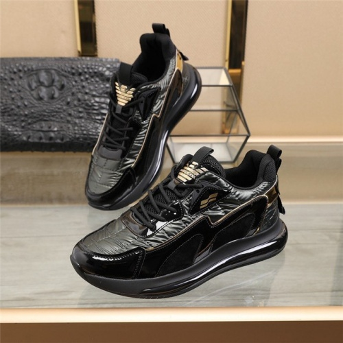 Armani Casual Shoes For Men #828963