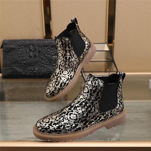 Versace Boots For Men #828971