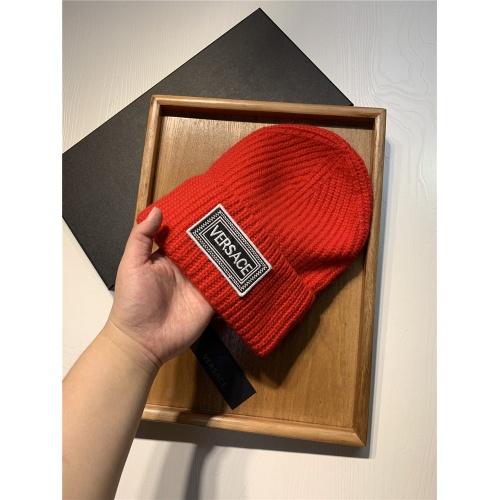 Versace Woolen Hats #829058