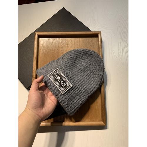 Versace Woolen Hats #829060