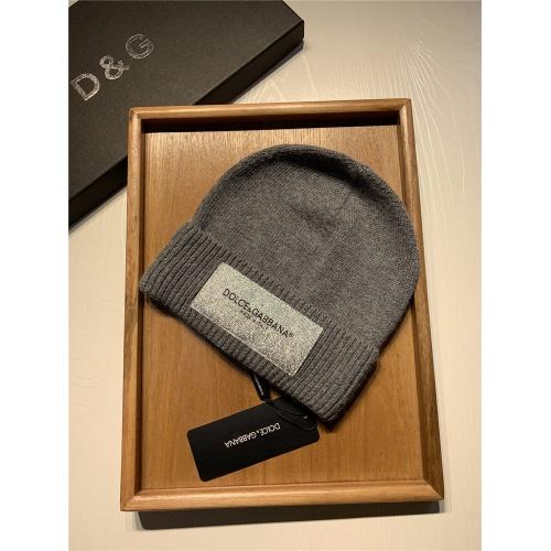 Dolce & Gabbana Woolen Hats #829085