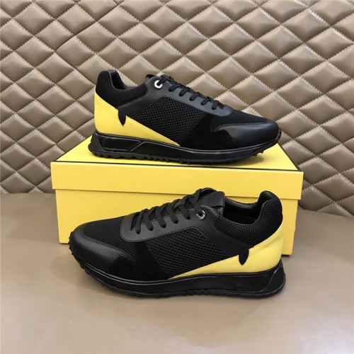 Fendi Casual Shoes For Men #829113