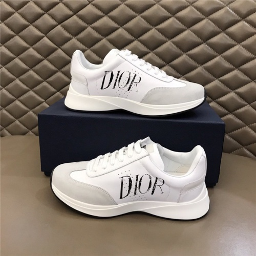 Christian Dior Casual Shoes For Men #829155