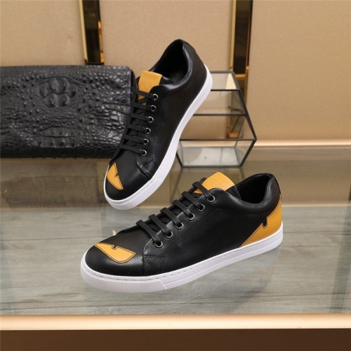 Fendi Casual Shoes For Men #829189