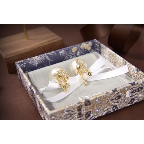 Christian Dior Earrings #829224 $29.00 USD, Wholesale Replica Christian Dior Earrings