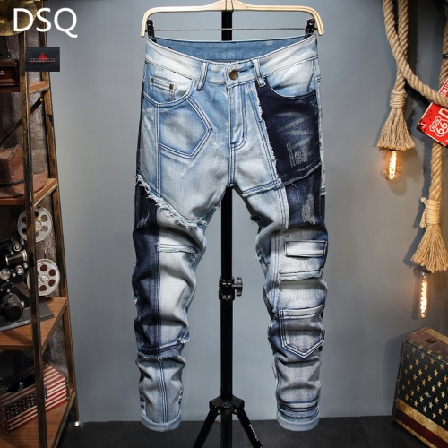 Dsquared Jeans Trousers For Men #829272