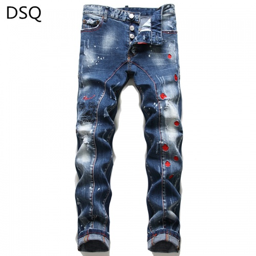 Dsquared Jeans Trousers For Men #829273
