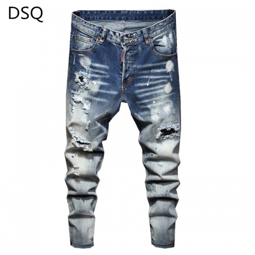 Dsquared Jeans Trousers For Men #829274
