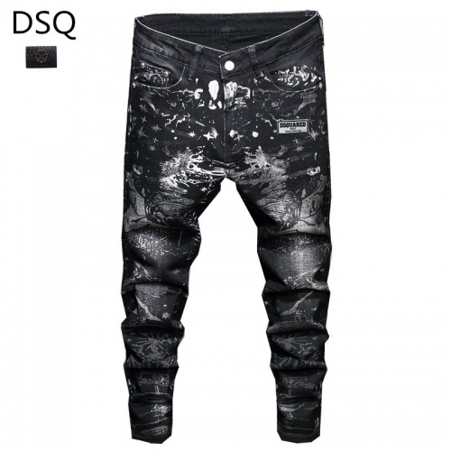Dsquared Jeans Trousers For Men #829276