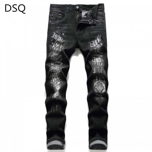 Dsquared Jeans Trousers For Men #829277