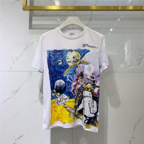 Valentino T-Shirts Short Sleeved O-Neck For Men #829291