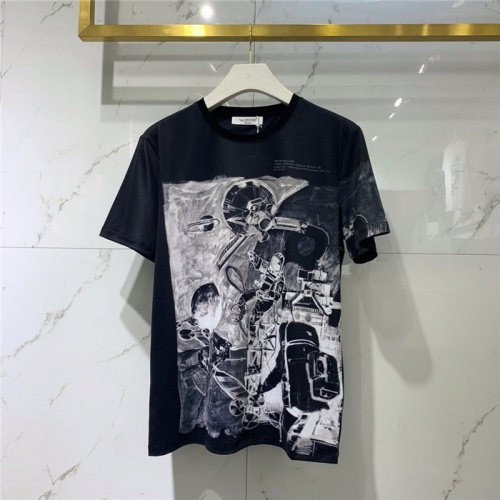 Valentino T-Shirts Short Sleeved O-Neck For Men #829292 $41.00, Wholesale Replica Valentino T-Shirts
