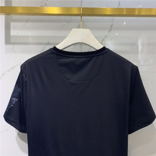 Replica Valentino T-Shirts Short Sleeved O-Neck For Men #829292 $41.00 USD for Wholesale