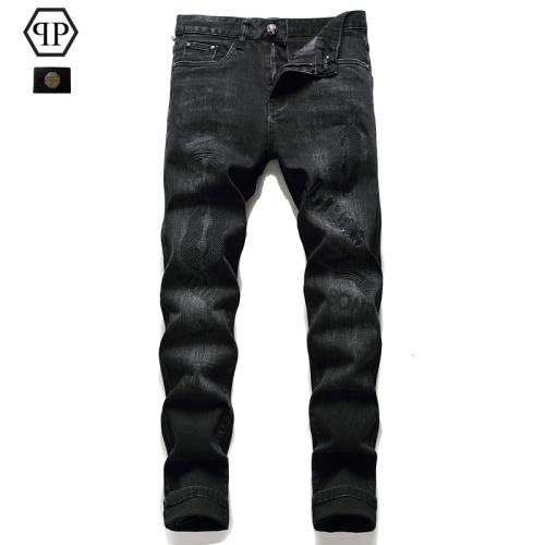 Philipp Plein PP Jeans Trousers For Men #829293