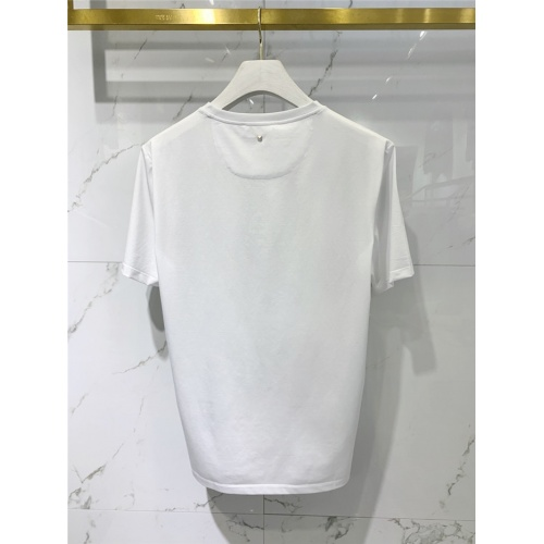 Replica Valentino T-Shirts Short Sleeved O-Neck For Men #829295 $41.00 USD for Wholesale
