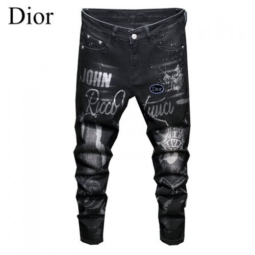 Christian Dior Jeans Trousers For Men #829302