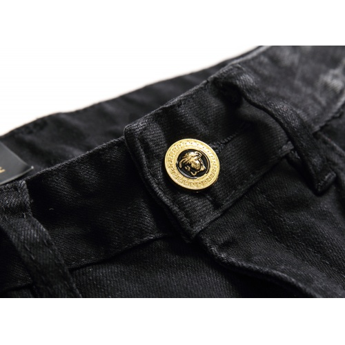 Replica Versace Jeans Trousers For Men #829307 $48.00 USD for Wholesale