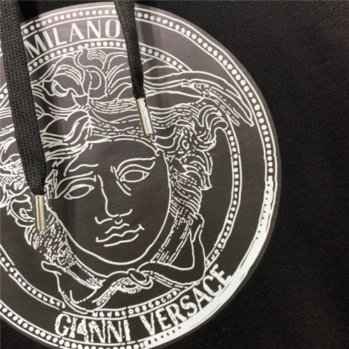 Replica Versace Hoodies Long Sleeved Hat For Men #829308 $69.00 USD for Wholesale
