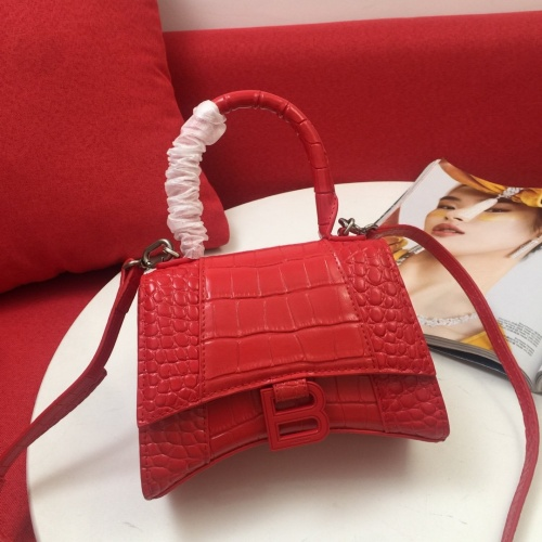 Balenciaga AAA Quality Messenger Bags For Women #829331 $98.00 USD, Wholesale Replica Balenciaga AAA Quality Messenger Bags