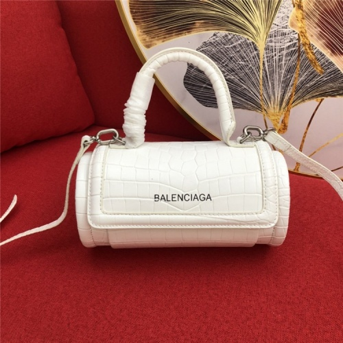 Balenciaga AAA Quality Messenger Bags For Women #829333 $100.00 USD, Wholesale Replica Balenciaga AAA Quality Messenger Bags