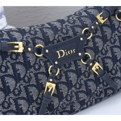 Replica Christian Dior AAA Quality Shoulder Bags For Women #829346 $97.00 USD for Wholesale