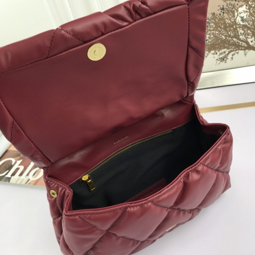Replica Balenciaga AAA Quality Messenger Bags For Women #829352 $92.00 USD for Wholesale