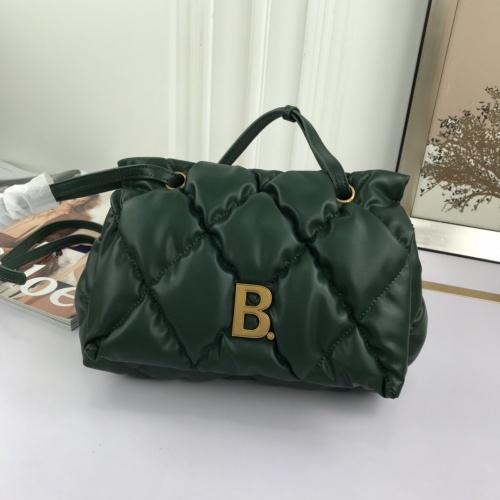 Balenciaga AAA Quality Messenger Bags For Women #829353 $98.00, Wholesale Replica Balenciaga AAA Quality Messenger Bags