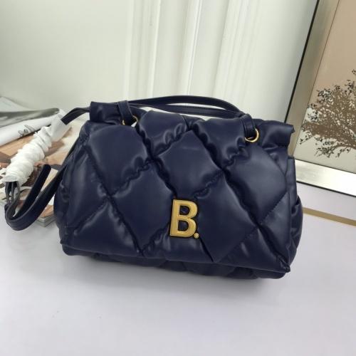 Balenciaga AAA Quality Messenger Bags For Women #829355 $98.00, Wholesale Replica Balenciaga AAA Quality Messenger Bags