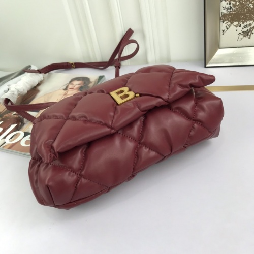 Replica Balenciaga AAA Quality Messenger Bags For Women #829356 $98.00 USD for Wholesale
