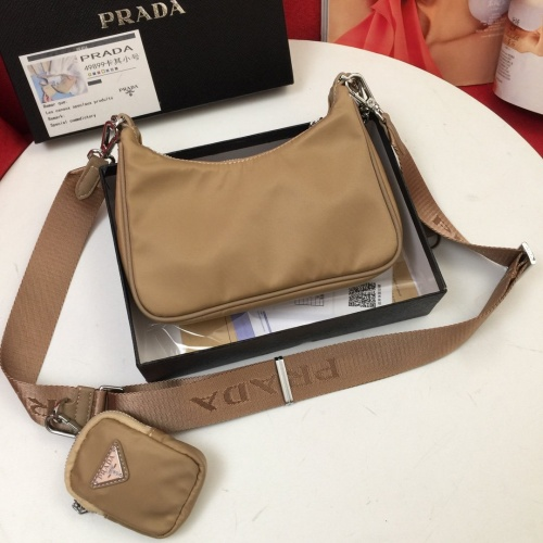 Replica Prada AAA Quality Messeger Bags For Women #829357 $68.00 USD for Wholesale