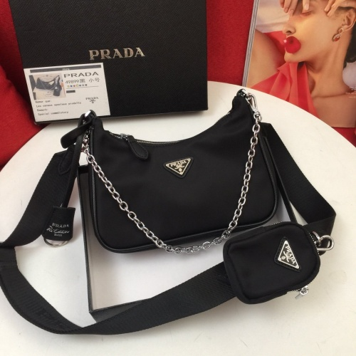 Prada AAA Quality Messeger Bags For Women #829358