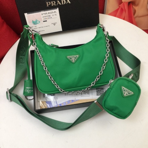 Prada AAA Quality Messeger Bags For Women #829359