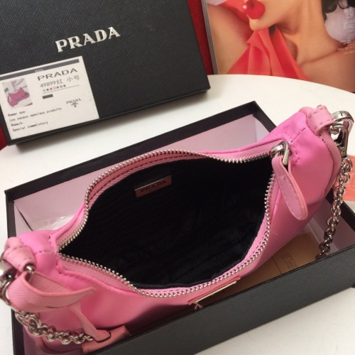 Replica Prada AAA Quality Messeger Bags For Women #829360 $68.00 USD for Wholesale